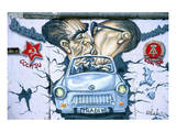 Berlin Wall East-Side-Gallery Art