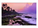 Kanaha Beach Park near Paia, Island of Maui, Hawaii, USA Prints