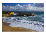 London Bridge, Port Campbell National Park, Great Ocean Road, Victoria, Australia Prints