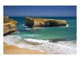 London Bridge, Port Campbell National Park, Great Ocean Road, Victoria, Australia Poster