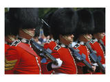 Royal Guard, London, England, United Kingdom of Great Britain Posters