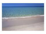 Beach of Cea near Bari Sardo, Province of Ogliastra, Sardinia, Italy Prints
