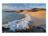 Beach at Playa Papagayo near Playa Blanca, Lanzarote, Canary Islands, Spain Affiches