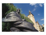 Bedrich Smetana Memorial, Prague, Central Bohemia, Czech Republic Art