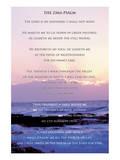 23rd Psalm Print
