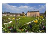 Schwetzingen Palace with Baroque Gardens, Schwetzingen, Baden-Wuerttemberg, Germany Prints