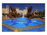 Entrance of Al Qasr Hotel at Madinat Jumeirah Resort, Jumeirah Beach, Dubai Prints