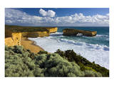 London Bridge, Port Campbell National park, Great Ocean Road, Victoria, Australia Print