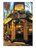 Nicholson Pub, London, South of England, United Kingdom of Great Britain Affischer