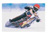 Ice Biker Posters