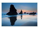 Beach near Bandon, Oregon, USA Prints
