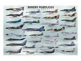 Modern Warplanes Art