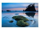 Second Beach at Olympic National Park, Washington, USA Art