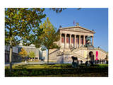 Old National Gallery, Alte Nationalgalerie, Museum Island, Berlin, Germany Posters
