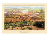 Pickett's Charge, Gettysburg National Park Posters