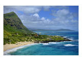 Makapuu Beach Park, Island of Oahu, Hawaii, USA Art