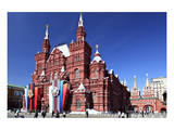 State Historical Museum, Moscow, Russia Print