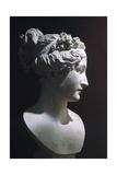 Paolina Borghese as Venus Victrix Giclée-tryk af Antonio Canova
