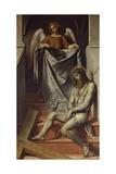 Passion of Christ and Angel, 1540-1560 Giclee Print by Moretto Da Brescia