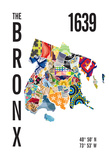 The Bronx Giclee Print by  J Hill Design
