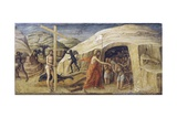 Descent of Christ into Limbo, Circa 1460 Giclee Print by Jacopo Bellini