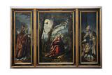 Saint John Altarpiece, 1518 Giclee Print by Hans Burgkmair