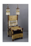 Art Nouveau Style Chair, 1902-1904 Giclee Print by Carlo Bugatti