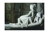 Paolina Borghese as Venus Victrix Giclee Print by Antonio Canova