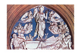 Resurrection, Lunette Above North Door of Sacristy Giclee Print by Luca Della Robbia