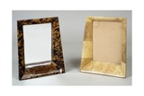 Frames in Parchment and Tortoiseshell Giclee Print by Carlo Bugatti