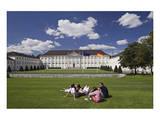 Bellevue Palace, Berlin-Tiergarten, Berlin, Germany Posters