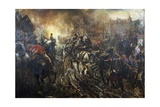 Battle of Friedland, June 14, 1807 Giclee Print by Henry William Bunbury