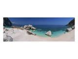 Beach at Cala Mariolu bay, Province of Nuoro, Sardinia, Italy Prints
