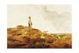 View from Mousehold Heath, Near Norwich, Circa 1812 Giclee Print by John Crome