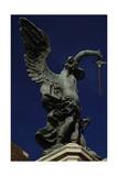 Archangel Michael, 1753 Giclee Print by Peter Anton Von Verschaffelt
