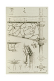 Drawing from the 13th 'Entretiens Sur L'Architecture', 1872 Giclee Print by Eugene Emmanuel Viollet-le-Duc