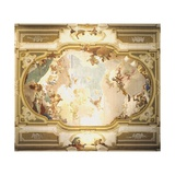 The Apotheosis of the Pisani Family Giclee Print by Giambattista Tiepolo