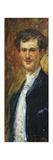 Portrait of Angelo Dall'Oca Bianca, Circa 1887 Giclee Print by Giacomo Favretto