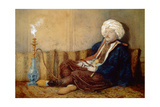 Portrait of Sir Thomas Phillips in Turkish Dress, 1842-43 Giclee Print by Richard Dadd