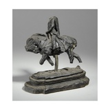 Maquette for an Equestrian Statue of Edward I, C.1893 Giclee Print by William Hamo Thornycroft