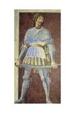Portrait of Filippo De Scolari, Circa 1451 Giclee Print by Andrea Del Castagno