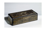 Louis XIV Style Wooden Box Giclee Print by Andre-charles Boulle