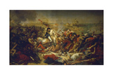 Battle of Aboukir, July 25, 1799 Giclee Print by Antoine-Jean Gros