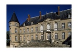 View of Chateau De Craon, 1720-1732 Giclee Print by Germain Boffrand