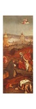 Temptation of Saint Anthony Triptych Giclee Print by Hieronymus Bosch