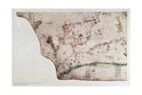 Portolan Chart of the known World Giclee Print by Angellino De Dalorto