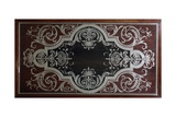 Decoration on Inside of Ebony Cabinet Door Giclee Print by Andre-charles Boulle