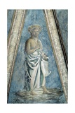 St. John the Baptist, Fresco Giclee Print by Andrea Del Castagno
