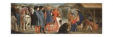 Polyptych of Adoration of the Magi Giclee Print by Tommaso Masaccio