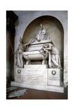 Cenotaph to Dante Alighieri, Sculpture Giclee Print by Pietro Lombardo